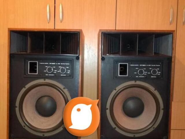 Zvučne kutije REALISTIC Optimus x 100