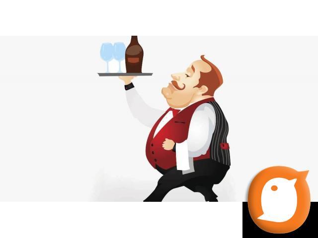 Zlatibor, potrebni konobari i sankeri
