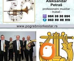 Pogrebni orkestar, bleh muzika, sahrane Srbija