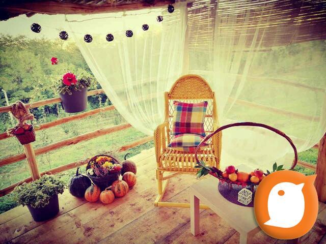 Vilin vrt, vikendica za smestaj u selu Otroci nadomak Vrnjacke Banje